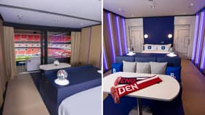 A Euro 2020 'Stadium Suite' Has Been Unveiled At Wembley And It's The Best Seat In The House