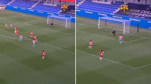 Lionel Messi Blows Fans Away With Unreal Pass That Picks Out Player He Can't Even See