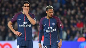 Cavani May Have Just Reignited Feud With Teammate Neymar