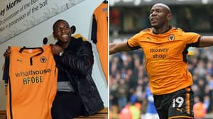 Benik Afobe Could Be Sold For Profit Just Three Days After Signing For Wolves