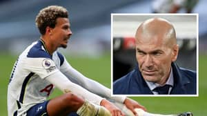 Zinedine Zidane Rejected Chance To Sign Dele Alli Because Of Comments He Made In 2017