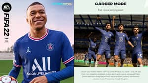 'Create A Club' Is Coming To FIFA 22 And It's A Feature The Franchise Has Needed For Years