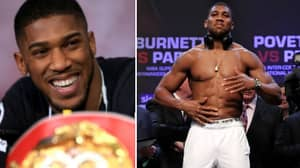 Anthony Joshua To Earn A Staggering Amount For Joseph Parker Fight