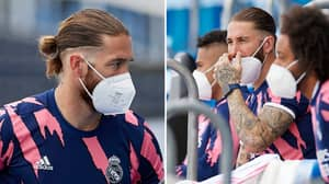 Sergio Ramos Has Told Teammates Not To Accept Pay Cuts Because Of Kylian Mbappe Transfer Theory