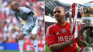Meet The Goalkeeper Who Won More Trophies Than Appearances In 13 Seasons At Benfica