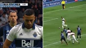Vancouver's Ali Adnan Takes One Of The Worst Ever Panenka Penalties