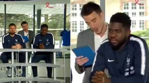 What Samuel Umtiti Said When Asked About United Transfer Is Very Interesting