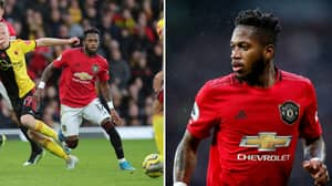 Fred Is Manchester United's Quickest Player This Season