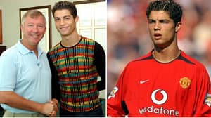 What Cristiano Ronaldo Told Manchester United Coach In Their First Meeting