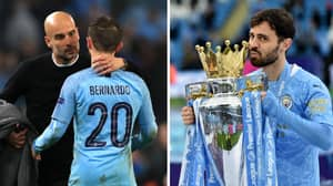 Bernardo Silva Agrees Personal Terms With Top European Club