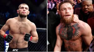 Conor McGregor Claims He Broke His Foot Prior To Khabib Mauling At UFC 229