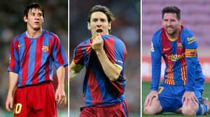 Lionel Messi Only Failed To Score Against Eight Teams In Stunning Barcelona Career