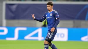 Houssem Aouar's Transfer To Arsenal Thrown Into Serious Doubt