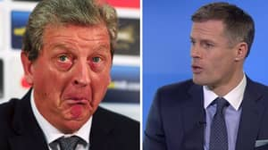 Carragher Posts Hilarious Tweet After Hearing Roy Hodgson Is The New Crystal Palace Manager