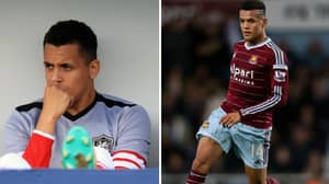 BREAKING: English Club Confirms Ravel Morrison Is Training With Them