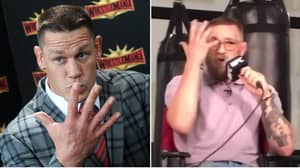 Conor McGregor Once Called WWE Star John Cena A 'Big Fat 40-Year-Old Failed Mr. Olympian Motherf**ker'