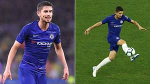 Jorginho Averaged A Pass Every 27.55 Seconds On His Chelsea Debut