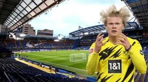 Chelsea Held Talks Over Erling Haaland Transfer