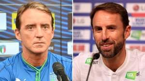 Roberto Mancini's Italy Starting XI Vs England 'Leaked' Ahead Of Euro 2020 Final At Wembley