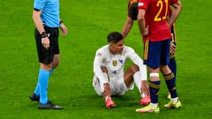 Raphael Varane Forced Off Injured, Harry Maguire Is Also Currently Out For Man United