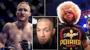 Conor McGregor Gives Prediction For Khabib Nurmagomedov Vs Justin Gaethje At UFC 254