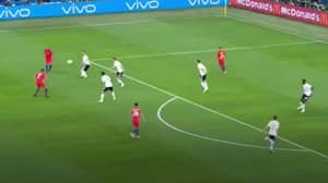 WATCH: Arturo Vidal Produces The Pass Of The Confederations Cup