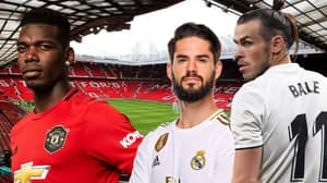 Real Madrid Offer Manchester United £72 Million Plus Either Gareth Bale Or Isco For Paul Pogba