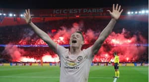 Only Three Months Ago, Scott McTominay Was Playing Against PSG In The Under-23s