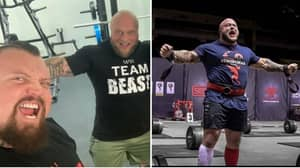 Beasted: How Eddie Hall Saved Strongman Luke Fullbrook's Life