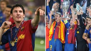 The First Time Lionel Messi Played In The 'False Nine' Role Changed Football Forever