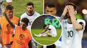 Argentina On The Brink of Copa America Exit After Limping To Draw With Paraguay