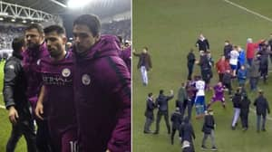 Sergio Aguero Has Told Friends Exactly What Happened During Pitch Invasion And It's Disgusting