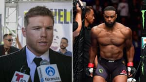 Canelo Open To Fighting UFC Star Tyron Woodley After Call-Out