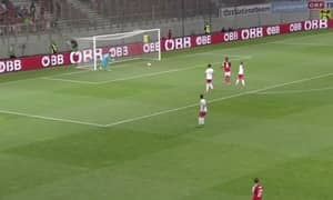 WATCH: David Alaba Scores Disastrous Own Goal During Friendly With Malta
