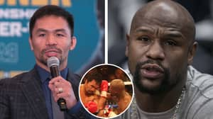 Manny Pacquiao Has Three Fights In His Sights Before Floyd Mayweather