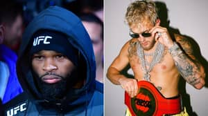 Jake Paul Agrees To Fight Former UFC Champion Tyron Woodley In A Boxing Match