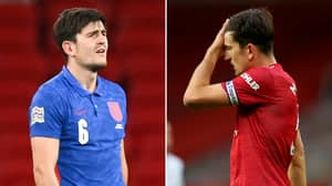 """Harry Maguire Needs Dropping From Manchester United Squad """"For His Own Good"""""""
