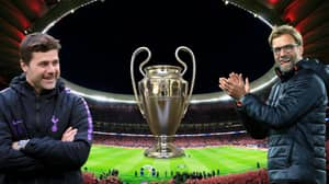 Spurs And Liverpool Can Name 12 Substitutes In Champions League Final