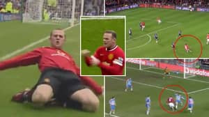 Video Of 'Premier League Era' Wayne Rooney Shows He's An All-Time Great