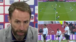 Gareth Southgate Calls Out Fans Who Booed England Players Taking A Knee