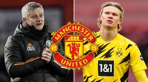 Ole Gunnar Solskjaer 'Keeps Calling' Erling Haaland To Persuade Him Into Manchester United Transfer