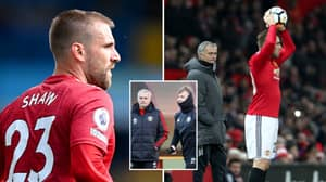Luke Shaw Finally Hits Back At Jose Mourinho Criticism With Brutally Honest Response