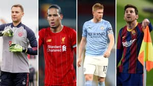 The 10 Best Goalkeepers, Defenders, Midfielders And Forwards In The World, According To FIFPro