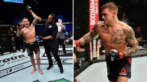 Punter Wins $740,000 On Dustin Poirier Vs Conor McGregor Fight
