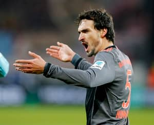 EA Sports Respond To Mats Hummels Request By Giving Him Insane FIFA Card
