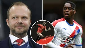 Manchester United Finally Announce Aaron Wan-Bissaka And It's The Most Boring Announcement Ever