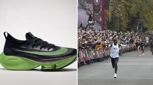Nike Launch Retail Version Of Controversial Alphafly Shoe That Helped Eliud Kipchoge