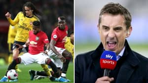 Gary Neville Delivers Damning Verdict On Fred And Says He's Not Sure What £60m Signing Brings To Manchester United