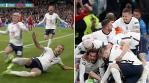 England Have Beaten Denmark To Reach The Euro 2020 Final, Football Is So Close To Coming Home