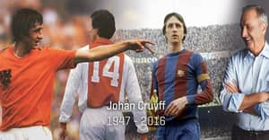 Johan Cruyff Passes Away
